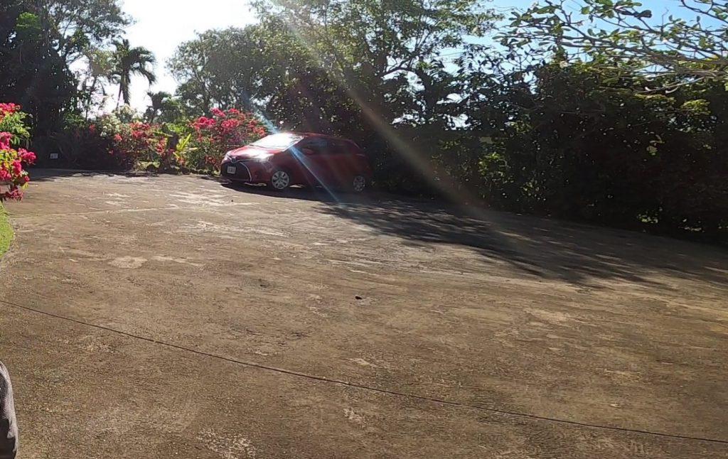 三協ガーデン駐車場