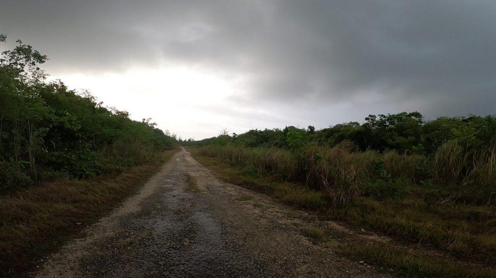 マーボー洞窟への道中