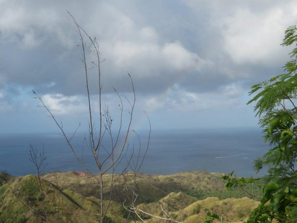 グアム最高の展望スポット「セッティ湾展望台」